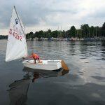 Rückwärts segeln 3