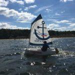 Gemütlich zum BYC segeln